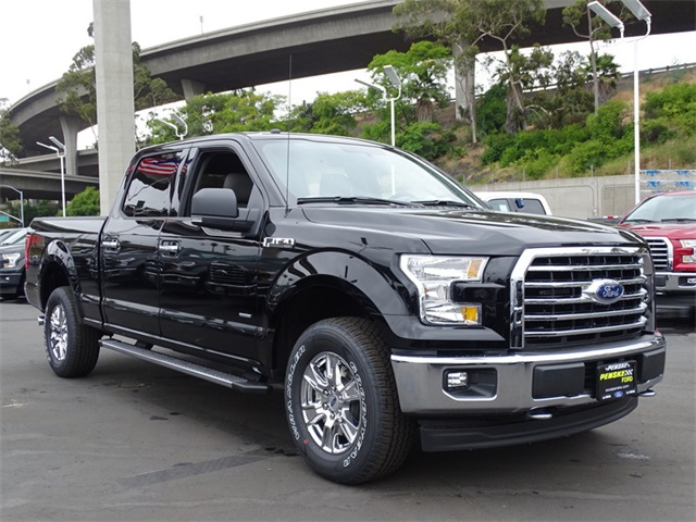 2017 F-150 Crew Cab 4x4 Pickup #HKD72537 - photo 25