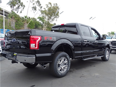 2017 F-150 Crew Cab 4x4 Pickup #HKD72537 - photo 24