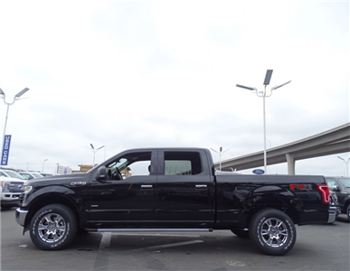2017 F-150 Crew Cab 4x4 Pickup #HKD72537 - photo 3