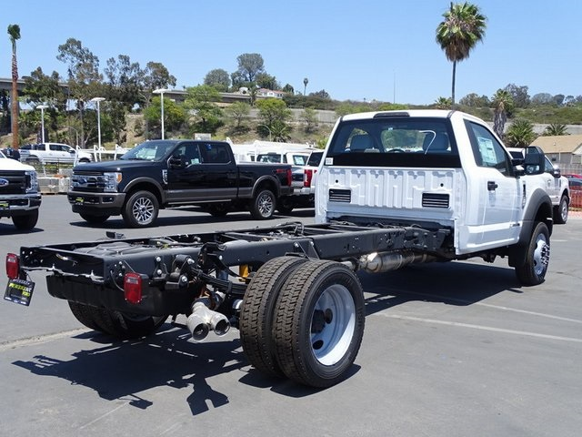 2018 F-450 Regular Cab DRW,  Cab Chassis #JDA01479 - photo 2