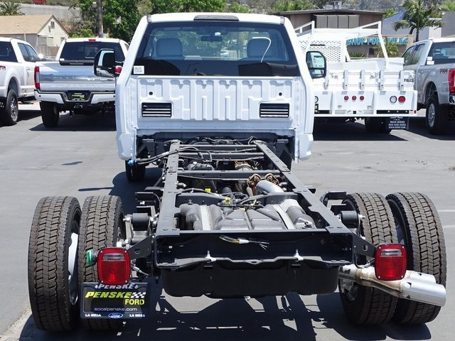 2018 F-450 Regular Cab DRW,  Cab Chassis #JDA01479 - photo 16