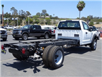 2018 F-450 Regular Cab DRW,  Cab Chassis #JDA01479 - photo 1