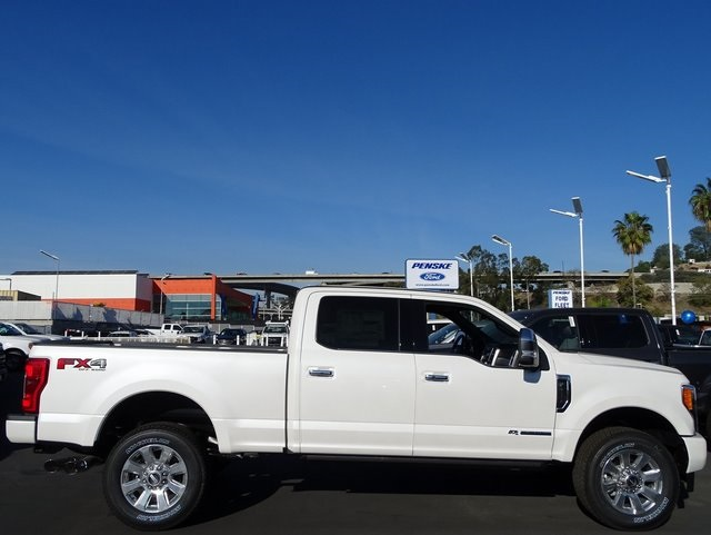 2018 F-250 Crew Cab 4x4, Pickup #JEB10915 - photo 2