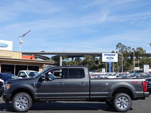 2018 F-350 Crew Cab 4x4, Pickup #JEB10921 - photo 3