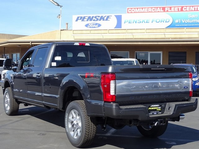 2018 F-350 Crew Cab 4x4, Pickup #JEB10921 - photo 2
