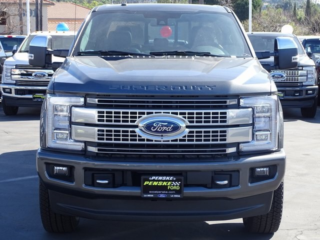 2018 F-350 Crew Cab 4x4, Pickup #JEB10921 - photo 34