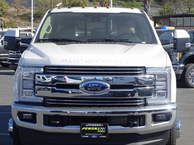 2018 F-350 Crew Cab DRW 4x4, Pickup #JEB29808 - photo 31