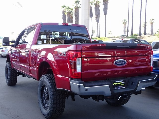 2018 F-250 Crew Cab 4x4, Pickup #JEB60497 - photo 2