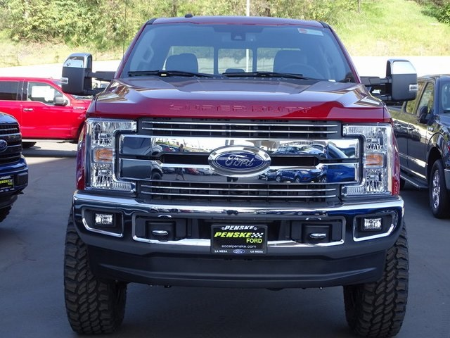 2018 F-250 Crew Cab 4x4,  Pickup #JEB60497 - photo 39