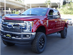 2018 F-250 Crew Cab 4x4, Pickup #JEB60497 - photo 1