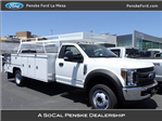 2018 F-550 Regular Cab DRW, Scelzi Combo Body #JEB66641 - photo 1