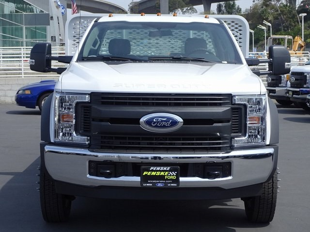 2018 F-450 Regular Cab DRW, Scelzi Platform Body #JEB99181 - photo 6