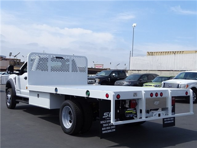 2018 F-450 Regular Cab DRW 4x2,  Scelzi WFB Platform Body #JEB99181 - photo 2