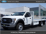 2018 F-450 Regular Cab DRW 4x2,  Scelzi WFB Platform Body #JEB99181 - photo 1