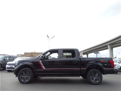 2018 F-150 Crew Cab 4x4, Pickup #JFA72335 - photo 3