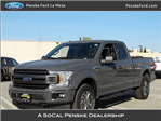 2018 F-150 Super Cab 4x4, Pickup #JFB12337 - photo 1