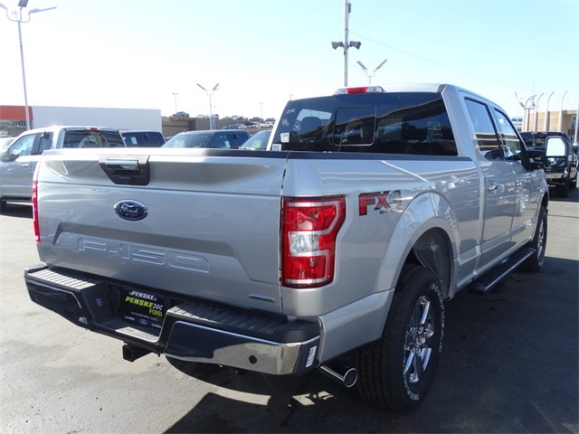 2018 F-150 SuperCrew Cab 4x4, Pickup #JFB45329 - photo 23