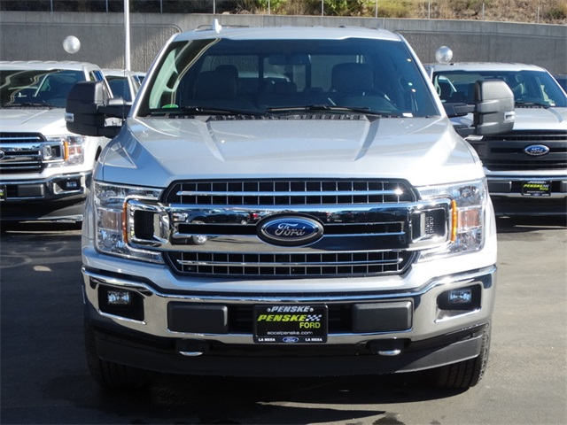 2018 F-150 SuperCrew Cab 4x4, Pickup #JFB45329 - photo 25