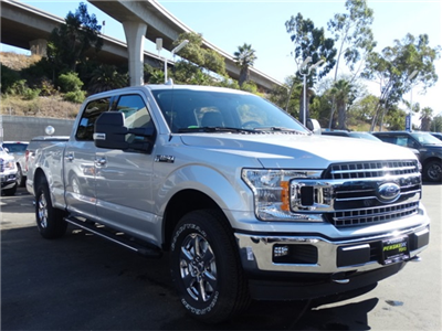 2018 F-150 SuperCrew Cab 4x4, Pickup #JFB45329 - photo 24