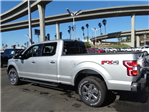 2018 F-150 SuperCrew Cab 4x4, Pickup #JFB45329 - photo 2