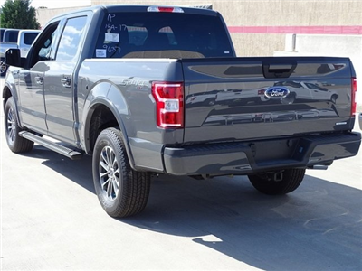 2018 F-150 SuperCrew Cab 4x4,  Pickup #JFB59637 - photo 2