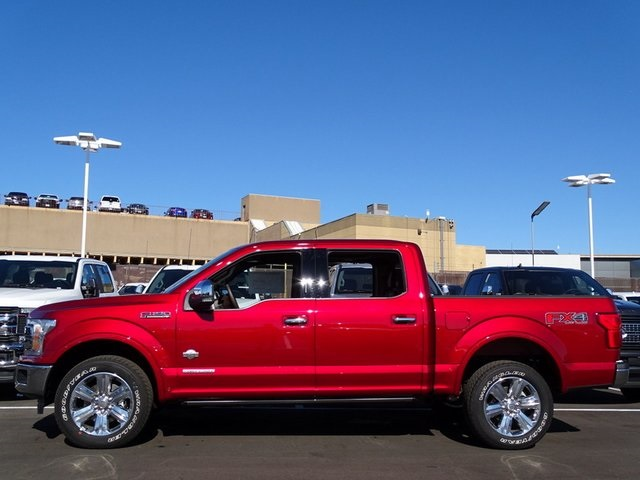 2018 F-150 SuperCrew Cab 4x4,  Pickup #JFD86306 - photo 3