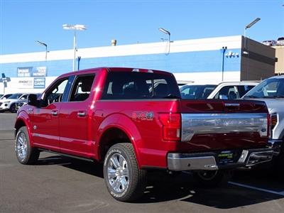 2018 F-150 SuperCrew Cab 4x4,  Pickup #JFD86306 - photo 2