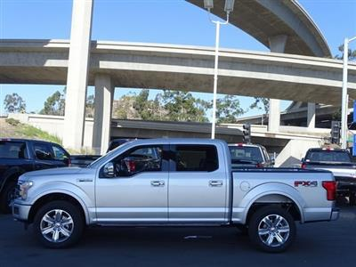 2018 F-150 SuperCrew Cab 4x4,  Pickup #JFE68784 - photo 3