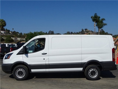 2018 Transit 250 Low Roof 4x2,  Empty Cargo Van #JKA83772 - photo 3