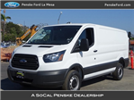 2018 Transit 250 Low Roof 4x2,  Empty Cargo Van #JKA83772 - photo 1