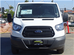 2018 Transit 250 Low Roof 4x2,  Empty Cargo Van #JKA83772 - photo 20