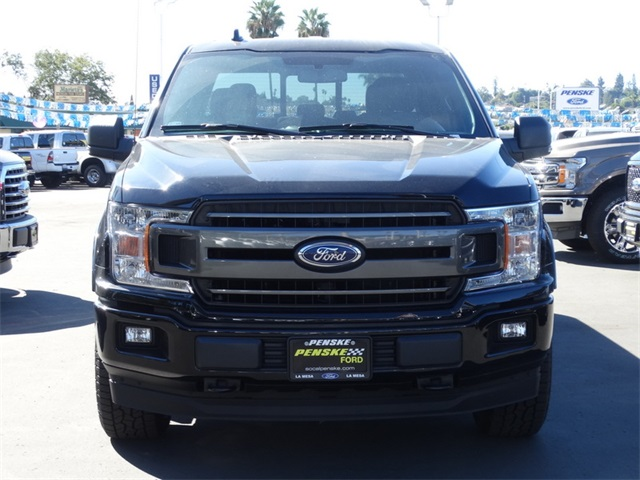2018 F-150 Crew Cab 4x4, Pickup #JKC03590 - photo 27