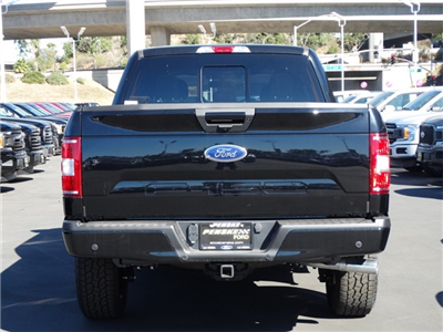 2018 F-150 Crew Cab 4x4, Pickup #JKC03590 - photo 24