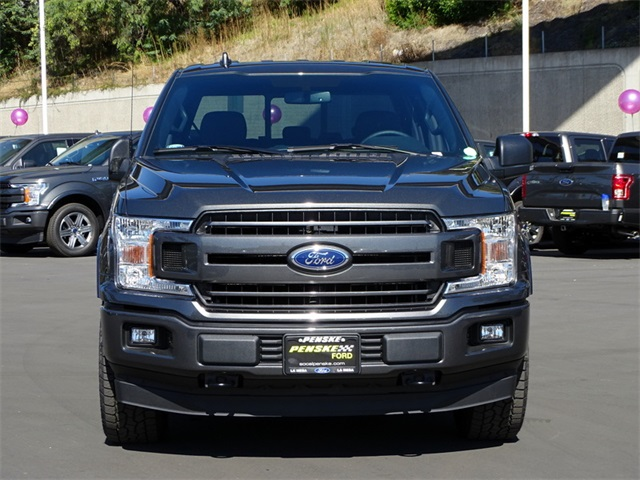 2018 F-150 Crew Cab 4x4 Pickup #JKC03592 - photo 27