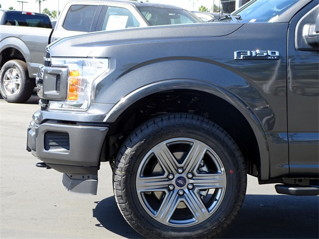 2018 F-150 Crew Cab 4x4 Pickup #JKC03592 - photo 30