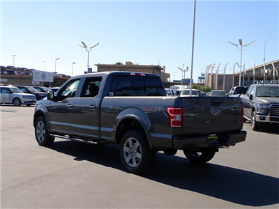 2018 F-150 Crew Cab 4x4 Pickup #JKC03592 - photo 2