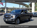 2018 F-150 Crew Cab 4x4 Pickup #JKC03592 - photo 1