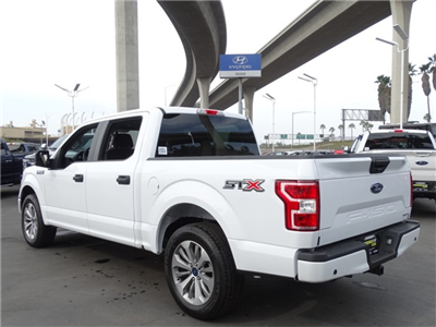 2018 F-150 Crew Cab, Pickup #JKC03613 - photo 2