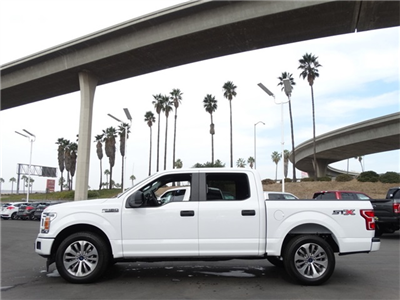 2018 F-150 Crew Cab, Pickup #JKC03613 - photo 3