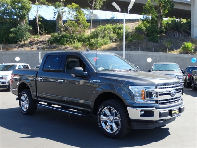 2018 F-150 Crew Cab 4x4 Pickup #JKC25397 - photo 25