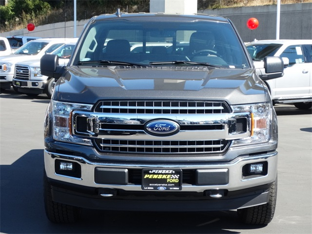 2018 F-150 Crew Cab 4x4 Pickup #JKC25397 - photo 26