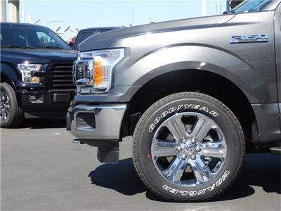 2018 F-150 Crew Cab 4x4 Pickup #JKC25397 - photo 22
