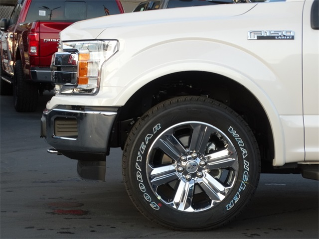 2018 F-150 Crew Cab 4x4 Pickup #JKC25399 - photo 26