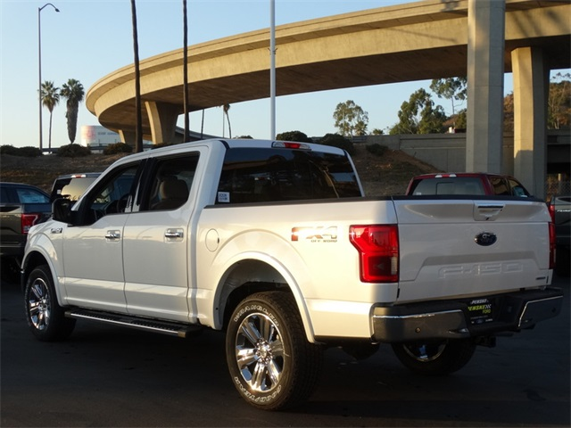 2018 F-150 Crew Cab 4x4 Pickup #JKC25399 - photo 2