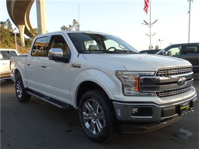 2018 F-150 Crew Cab 4x4 Pickup #JKC25399 - photo 29