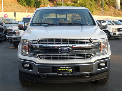 2018 F-150 Crew Cab 4x4 Pickup #JKC25399 - photo 30