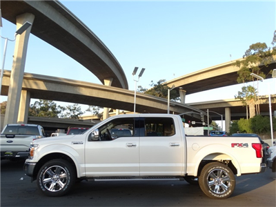 2018 F-150 Crew Cab 4x4 Pickup #JKC25399 - photo 3