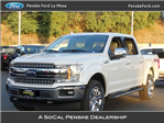 2018 F-150 Crew Cab 4x4 Pickup #JKC25399 - photo 1