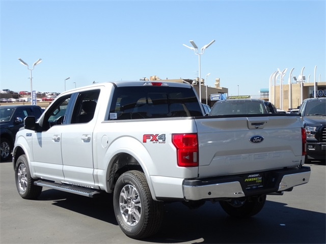 2018 F-150 Crew Cab 4x4 Pickup #JKC25400 - photo 2