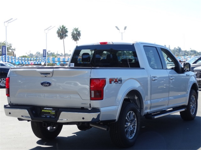 2018 F-150 Crew Cab 4x4 Pickup #JKC25400 - photo 26